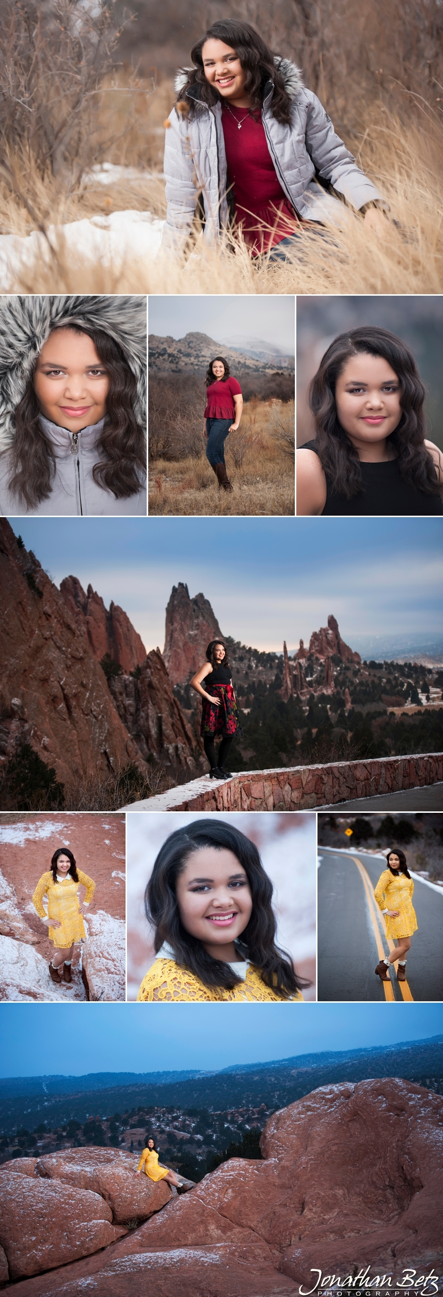 Jonathan Betz Photography Colorado Springs High School Senior Pictures Photographer