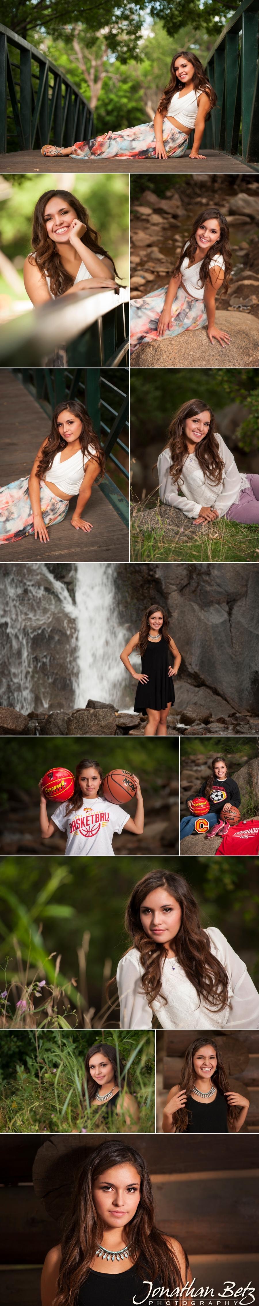 Colorado Springs Seniors Photographer Coronado High School Jonathan Betz Photography