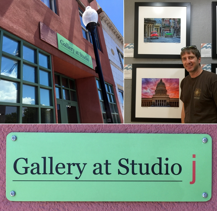 Colorado Springs Photographer Jonathan Betz Photography Denver Gallery at Studio j