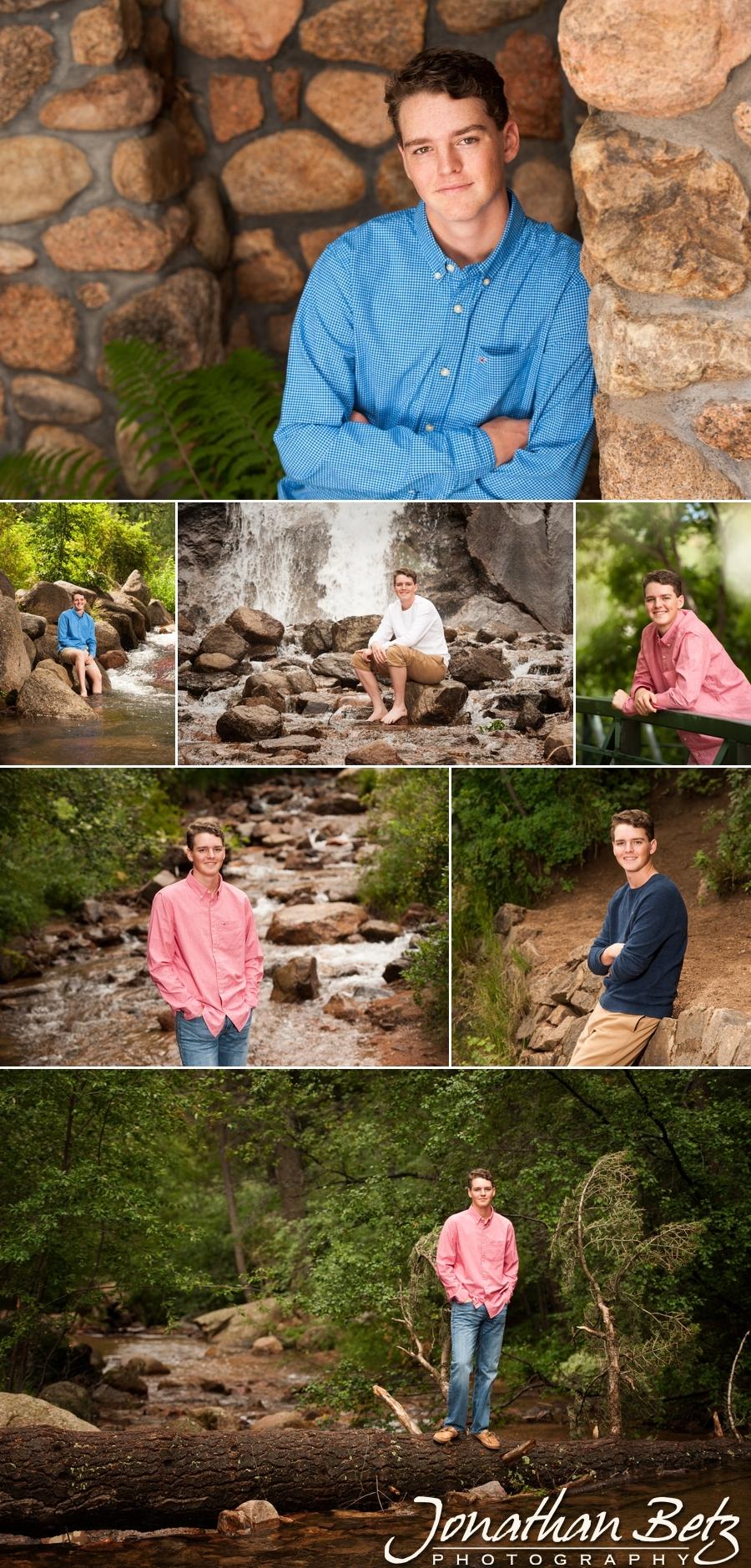 Discovery Canyon High School Colorado Springs Jonathan Betz Photography Senior Photographer