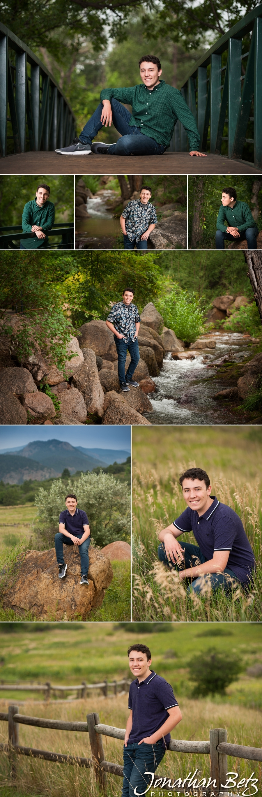 Discovery Canyon Campus High School Senior Pictures Jonathan Betz Photography Colorado Springs Photographer