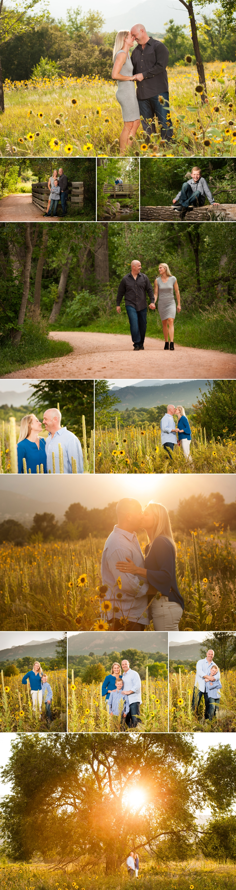Colorado Springs engagement session photographer Jonathan Betz Photography