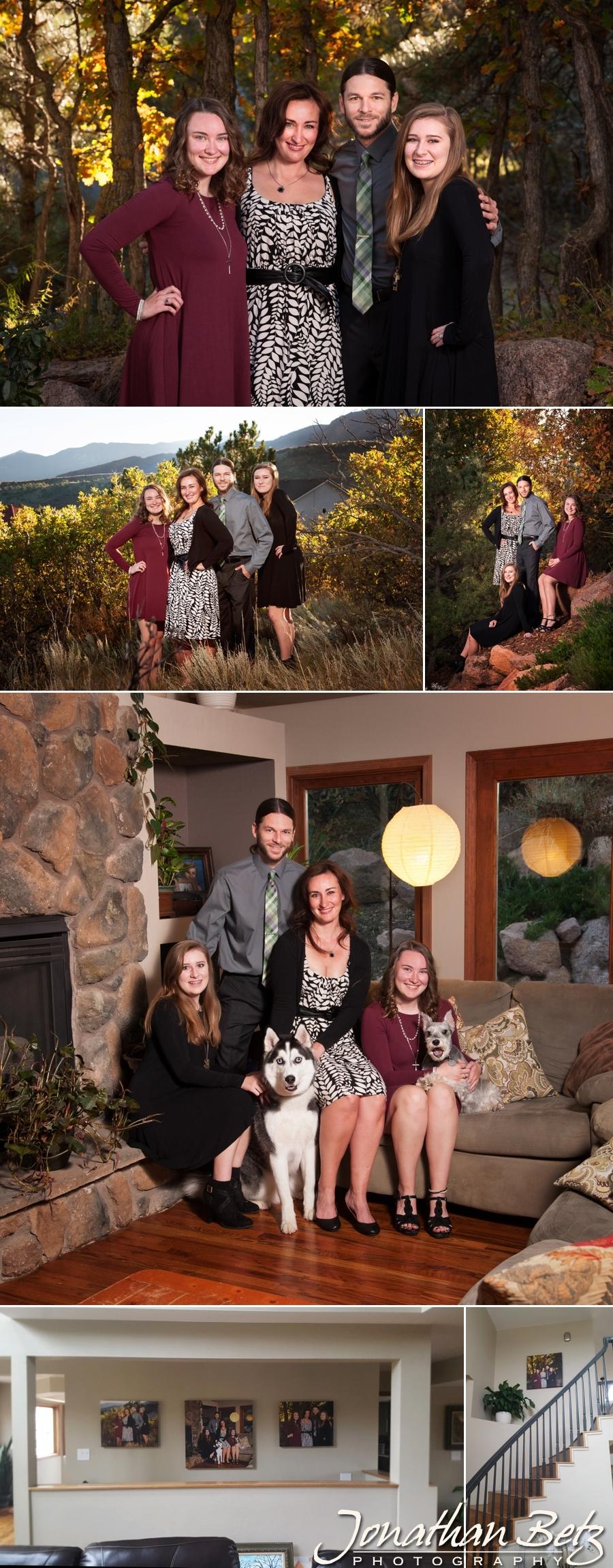 Colorado Springs family photographer Jonathan Betz Photography 1