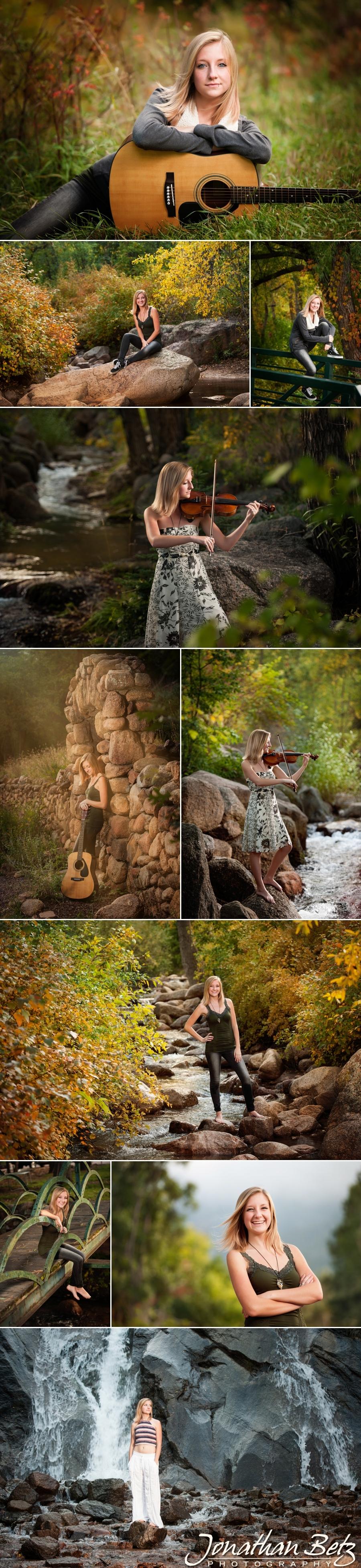 Doherty High School Senior Photographer Jonathan Betz Photography Colorado Springs Portraits 1