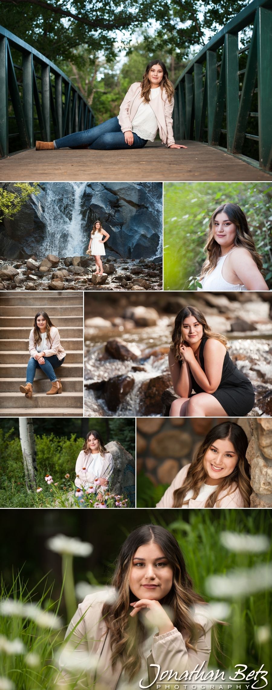 Palmer High School Senior pictures Jonathan Betz Photography Colorado Springs Photographer 1