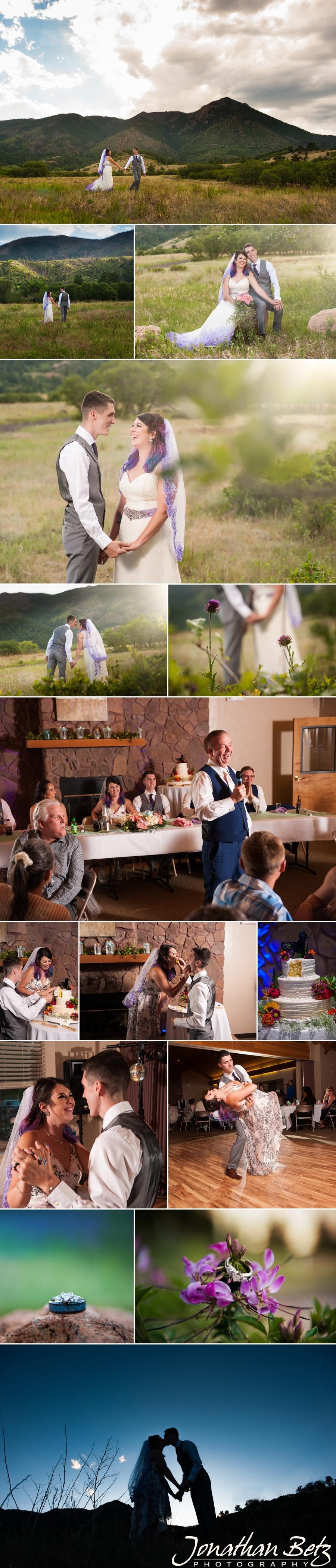Wedding Photography Colorado Springs Jonathan Betz Professional Photographer 2