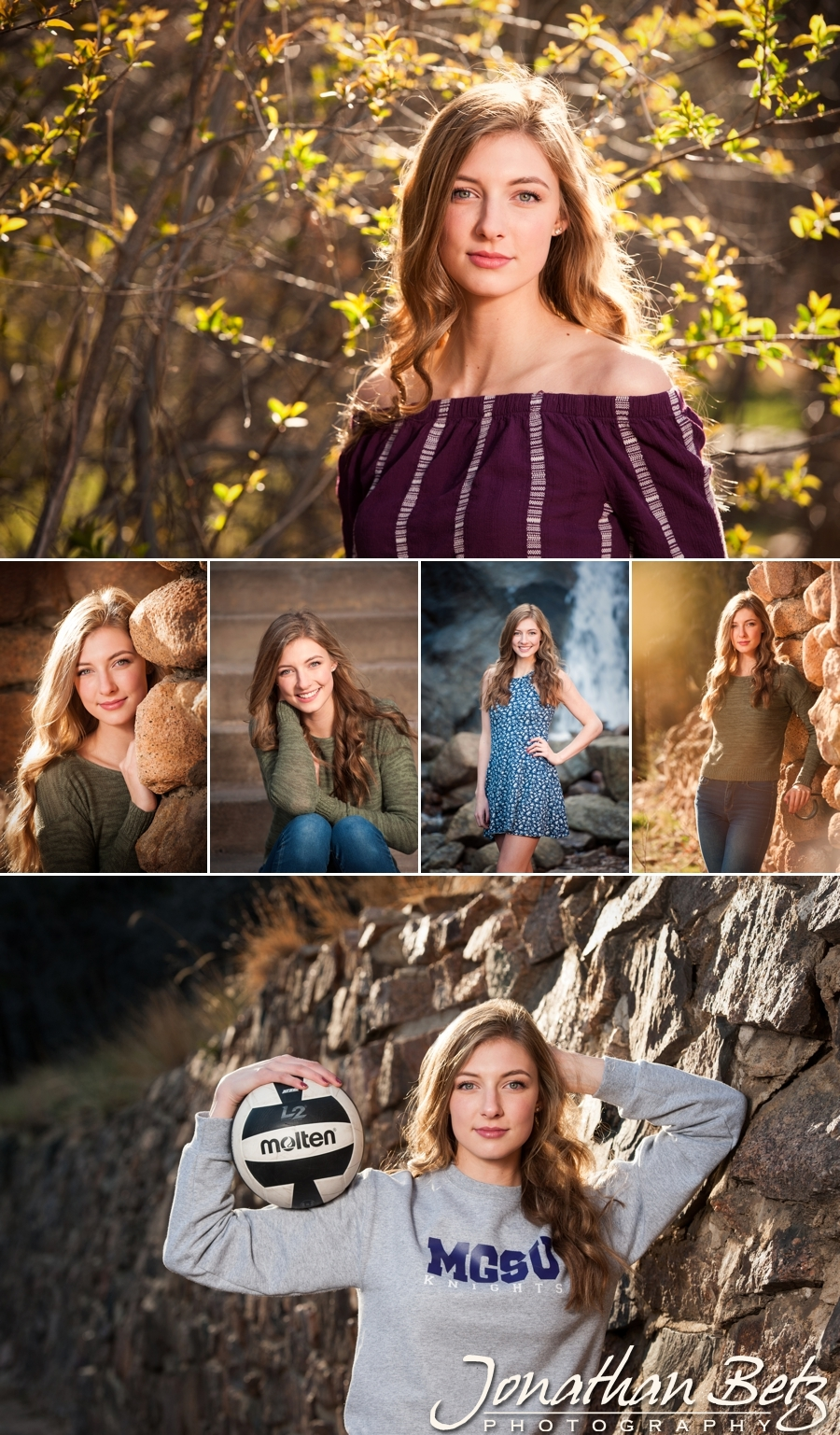 Woodland Park High School Senior Pictures Jonathan Betz Photography Colorado Springs 1