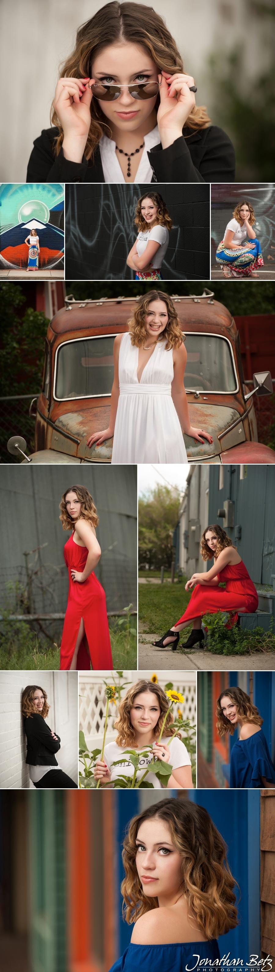 Jonathan Betz Photography High School Senior Pictures Photography