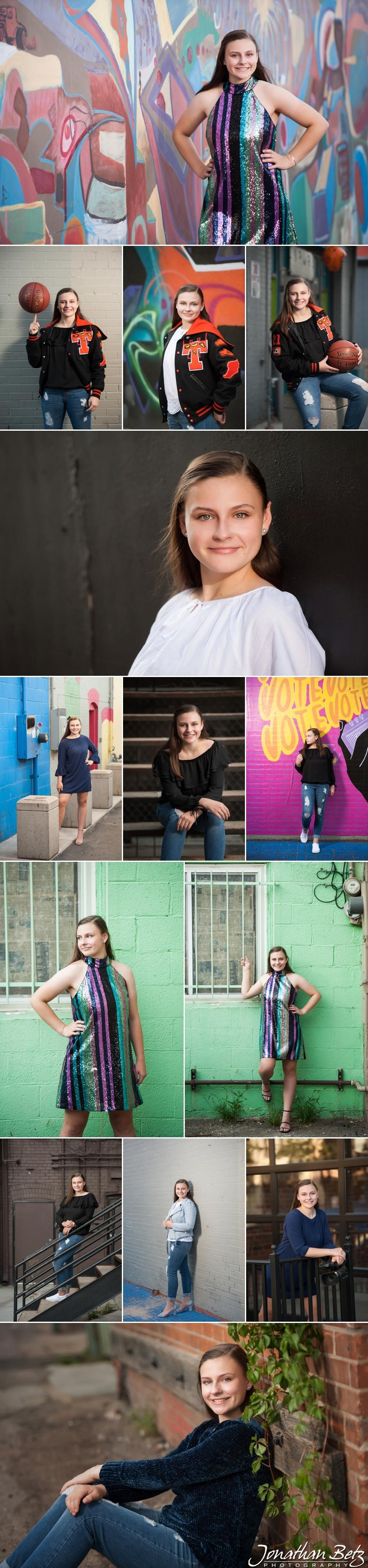 high school senior portraits Jonathan Betz Photography Colorado Springs Professional Photographer