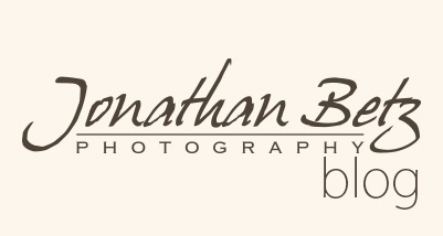 Jonathan Betz Photography Blog logo